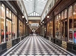 shopping Tour Paris galeries art Parisian Style